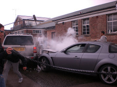 Car Crash with SFX